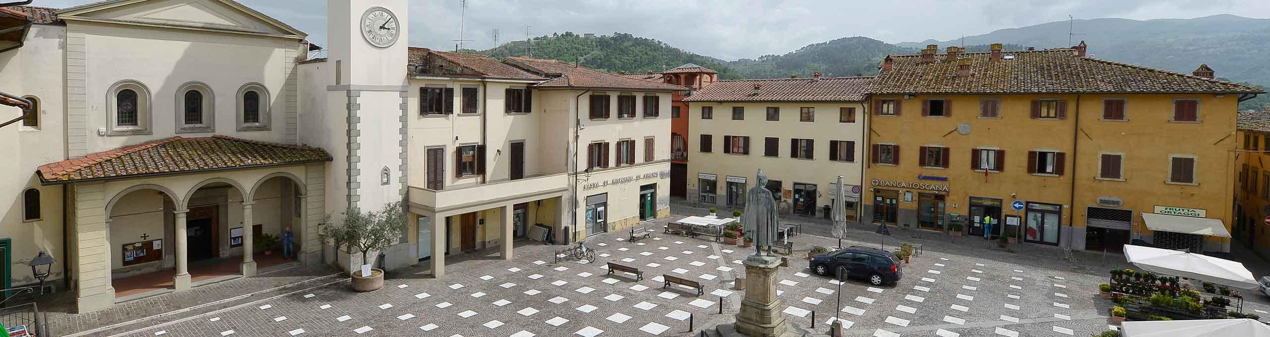 Piazza Giotto