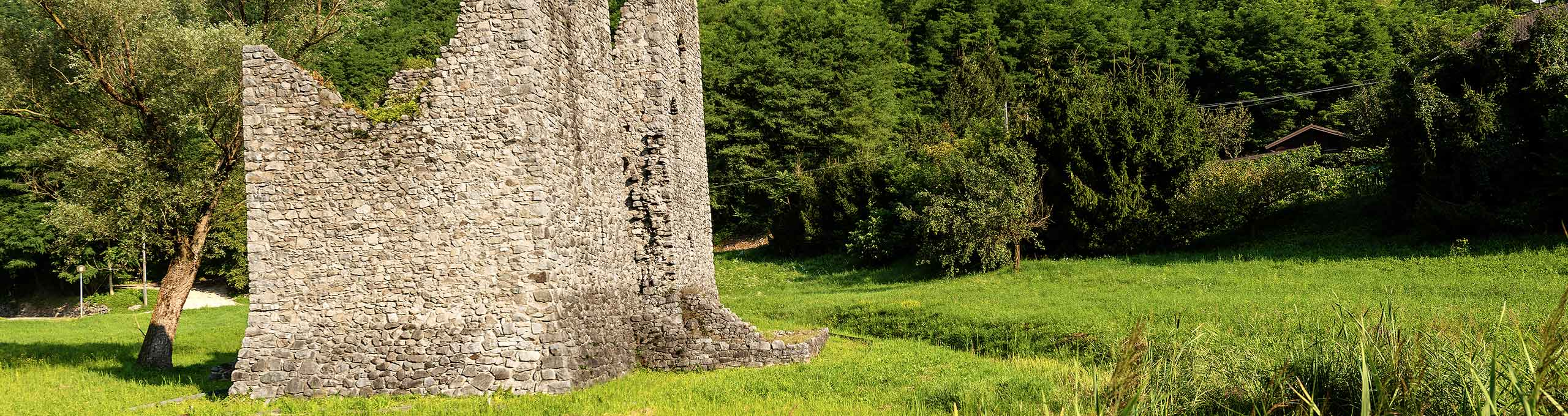 Torre di Torquada, fortezza romana