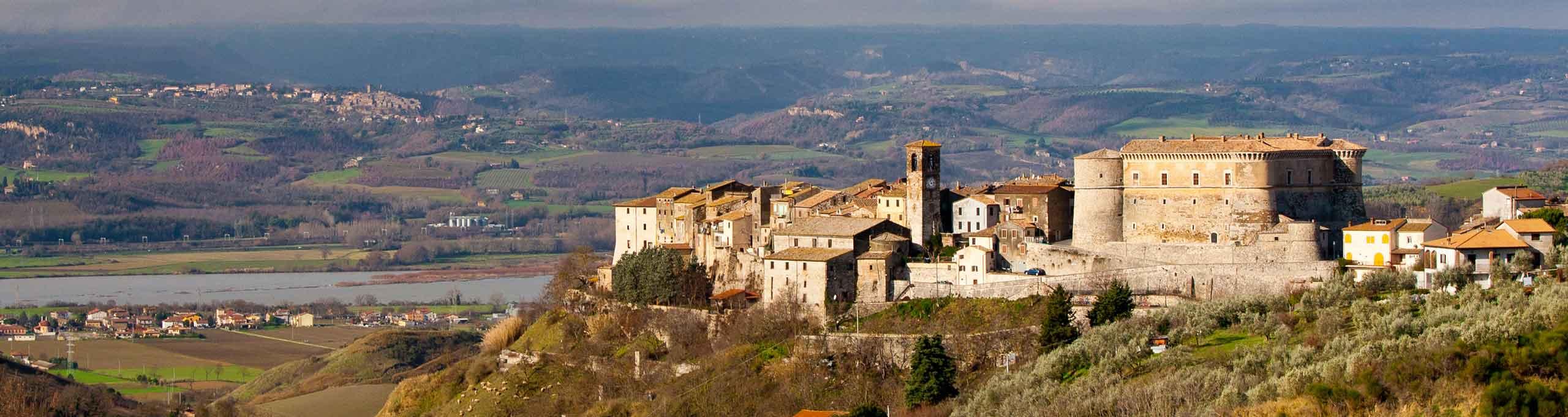Alviano, Umbria