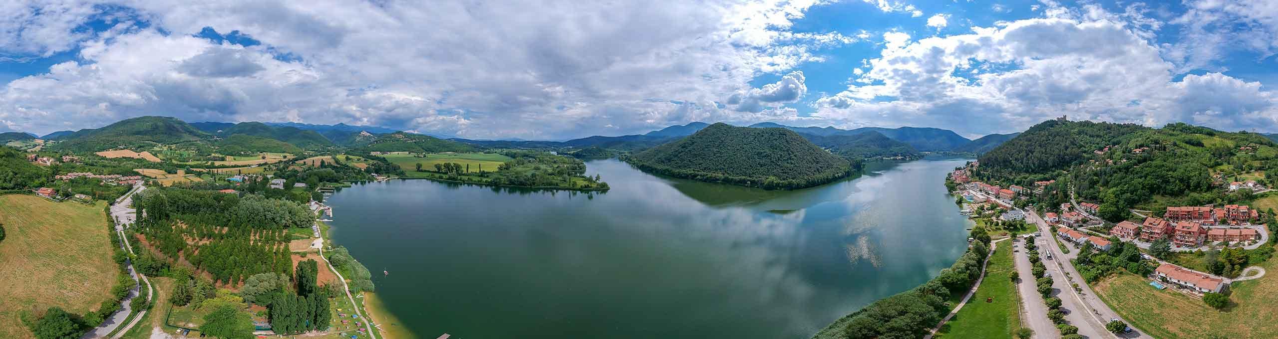 Piediluco, Umbria, Lago di Piediluco