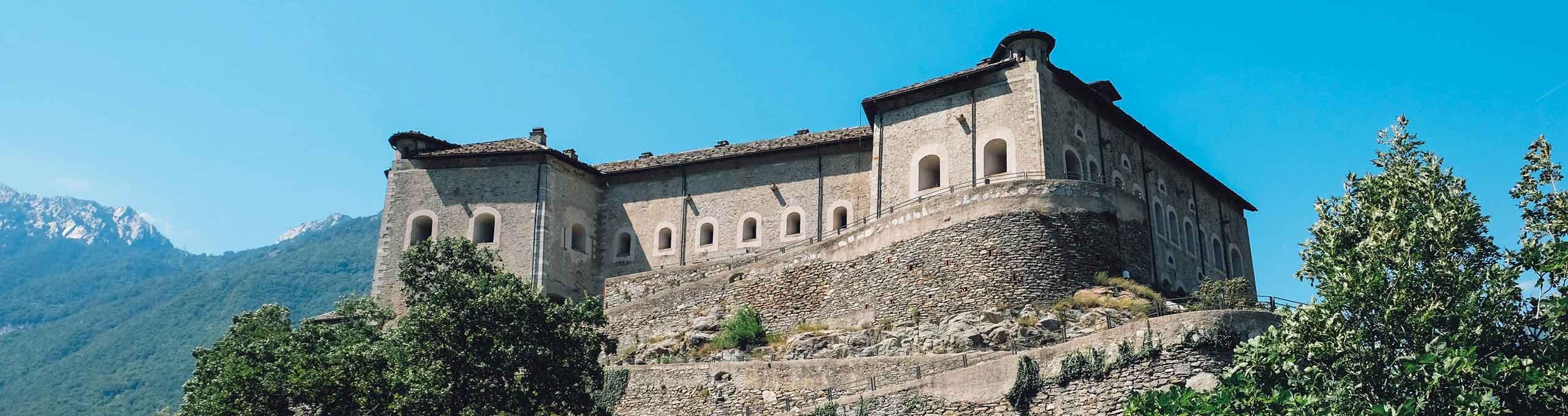 Forte di Bard Museo delle Alpi