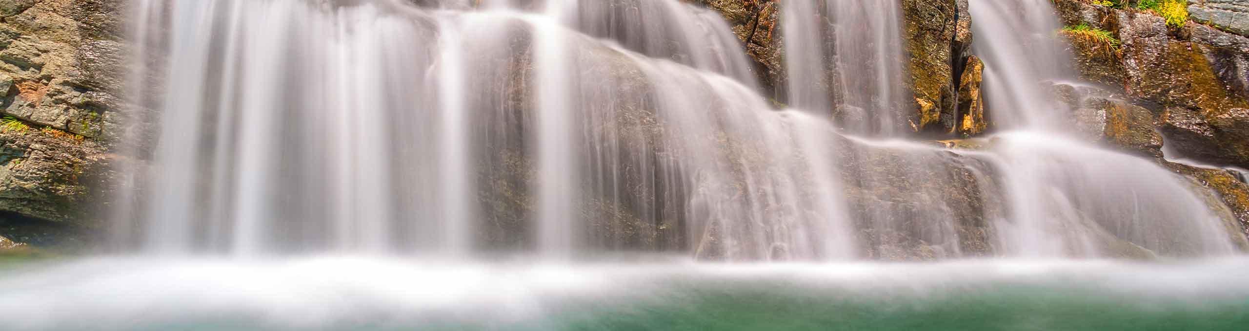 Val di Cogne, le cascate di Lillaz