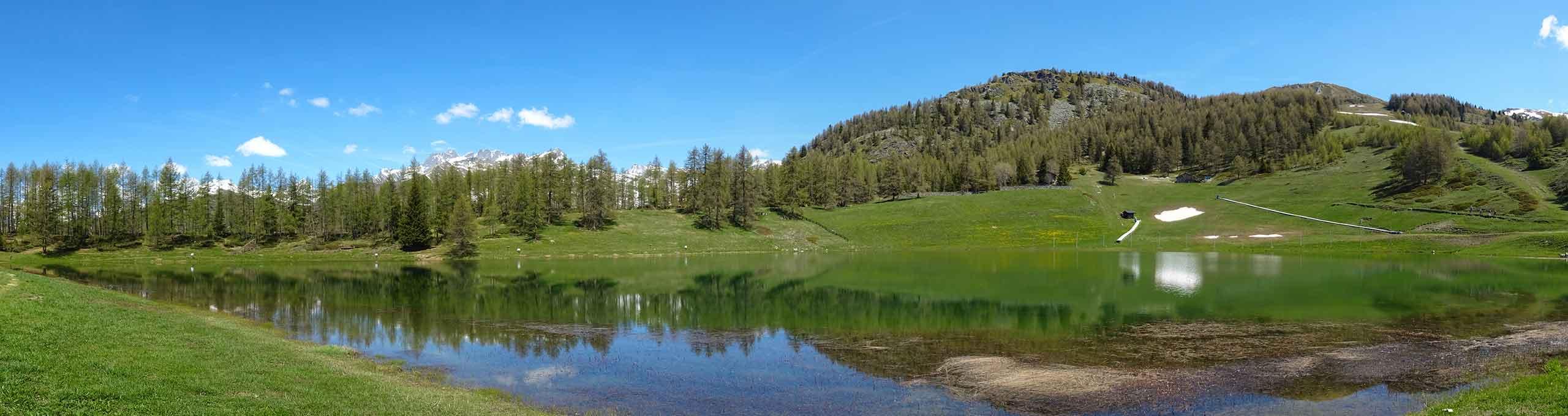 Chamoix , uno dei paesini della Valtournenche