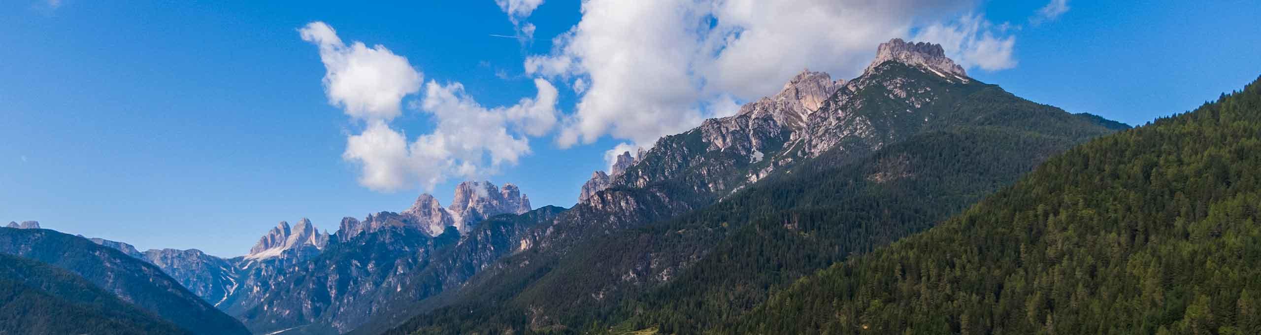 Auronzo di Cadore, Dolomiti