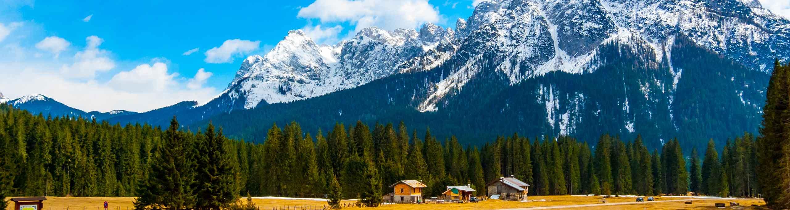 Val Visdente e Monte Carro
