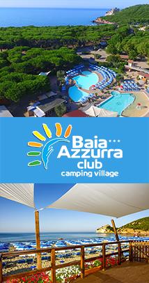 Camping Village Baia Azzurra Club - Castiglione della Pescaia