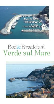 Bed & Breakfast Verde sul Mare - Arenzano